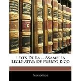 Leyes De La ... Asamblea Legislativa De