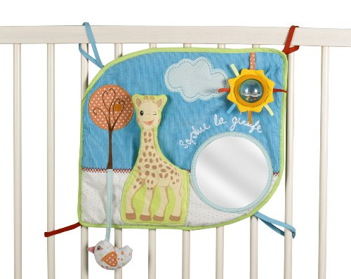 French Giraffe Toy front-592089