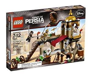 LEGO Prince of Persia Fight for the Dagger (7571)