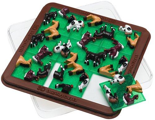 Cheap DaMert 3D Squares Horses Puzzle (B00030EP2G)