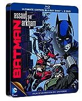 Batman : Assaut sur Arkham [Combo Blu-ray + DVD - Édition boîtier SteelBook]
