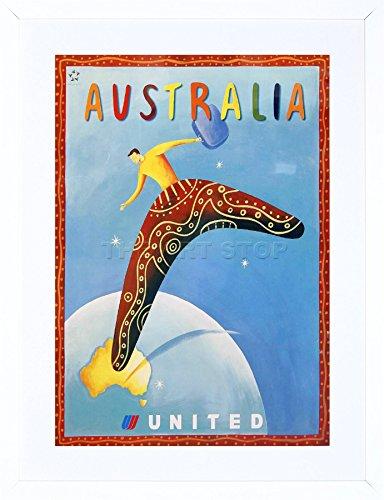 australia-united-airline-boomerang-ad-framed-art-print-picture-f12x1347