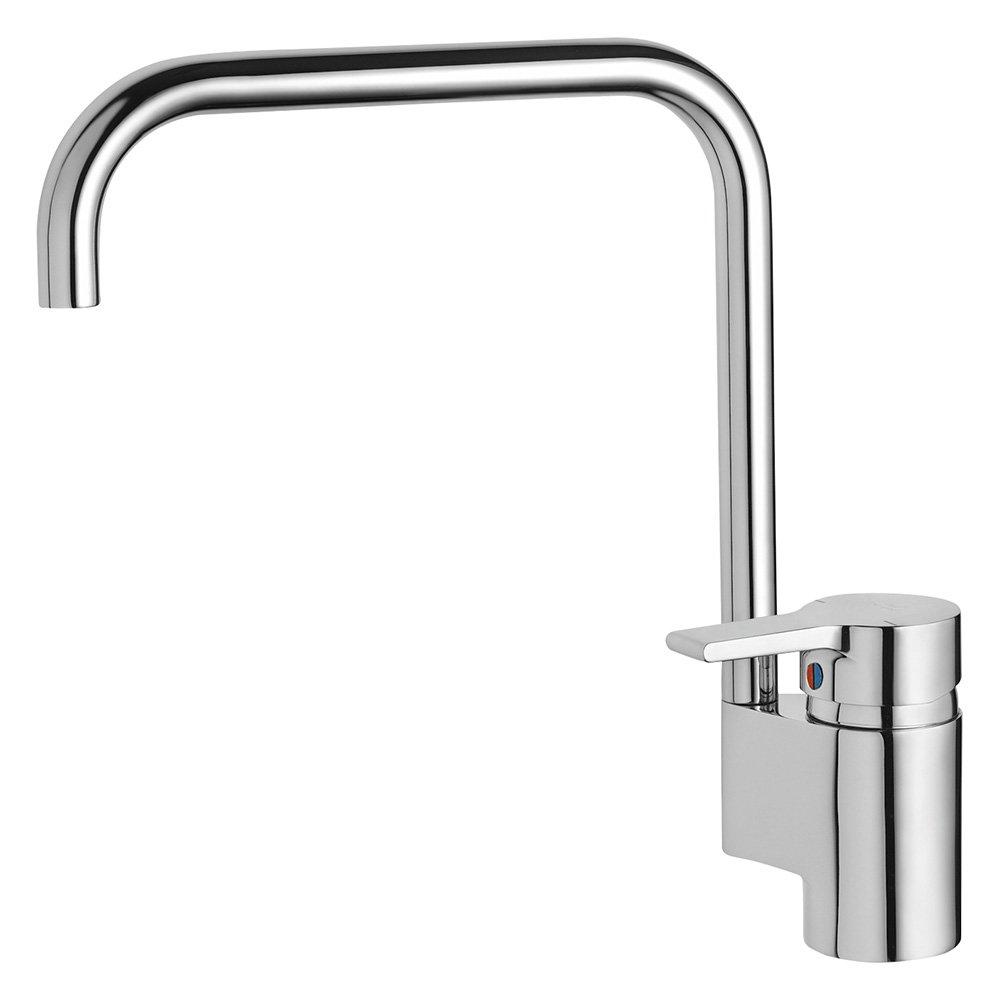 Ideal Standard B8084AA Küchenarmatur Active schwenkbarer Rohrauslauf, verchromt hoher Auslauf  BaumarktKundenbewertung und weitere Informationen