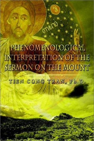 Phenomenological Interpretation of the Sermon on the Mount