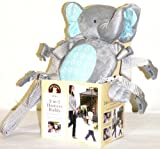child of mine 2 in 1 Harness Buddy Silver Gray Elephant