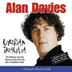 Book Review on Alan Davies Urban Trauma (HarperCollinsComedy) by Alan Davies