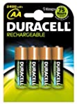 Duracell - Pila recargable - AAx4 Sup...