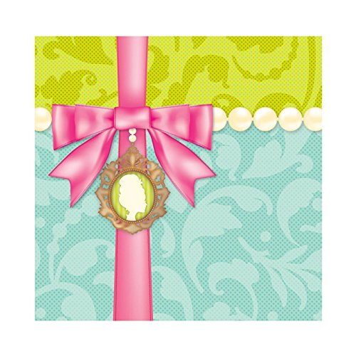 Princess Tea Party Beverage Napkins (20)
