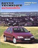 echange, troc Etai - Revue technique de l'Automobile numéro 609.1: Citroën Xsara, essence 1.4 , 1.8
