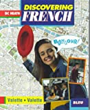 Discovering French Bleu (French Edition) (0669239194) by Heath