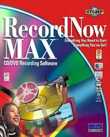RecordNow MAX