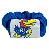 NCAA Kansas Jayhawks Hair Twist Band at Amazon.com