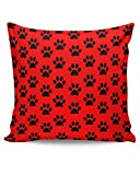 PosterGuy Cushion Cover - Cat Paws Pattern, Cat, Paws