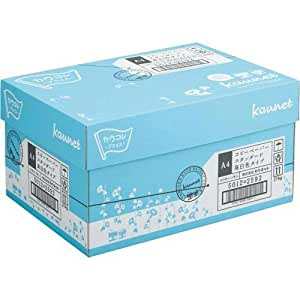 カウネット スタンダード高白色タイプA4 500枚×10冊1箱