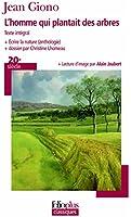L'homme qui plantait des arbres - Écrire la nature (anthologie)