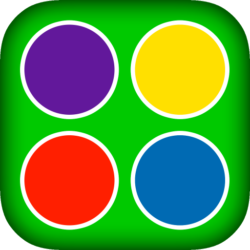 Learning colors – easy toddler game for kids education with animals, plants and weather events image