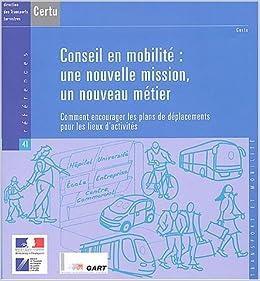 """""""conseil en mobilite : une nouvelle mission un nouveau"""