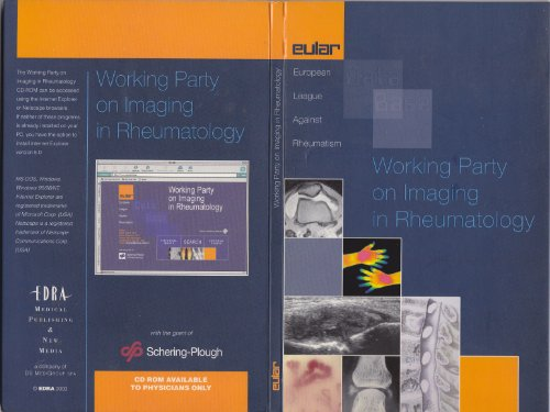 Working Party On Imaging In Rheumatology