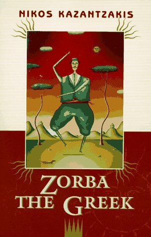 Zorba the Greek, NIKOS KAZANTZAKIS