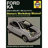 Ford Ka Service and Repair Manual: 2003 to 2008 (Haynes Service and Repair Manuals)by Haynes