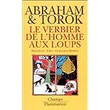 """Le Verbier de l'homme aux loups, précédé de """" fors"""""""