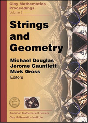 Strings and Geometry