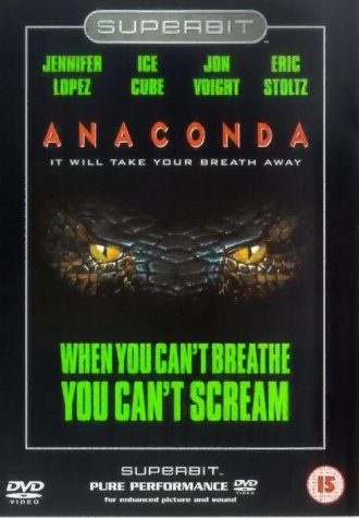 Anaconda -- Superbit [DVD] [1997]