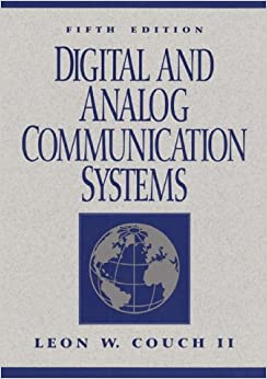 Digital and Analog Communication Systems available at Amazon for Rs.3429
