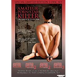 Amateur Porn Star Killer: The Complete Collection