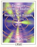 Elementary Differential Equations and Boundary Value Problems Abridged prepared for Department of Ma (0471230367) by Willaim E. Boyce