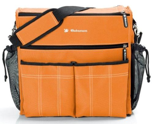 Bebemon Urban Xl Changing Bag (Tangerine) front-801514