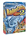 Rollercoaster Tycoon 2 Combo Park Pack
