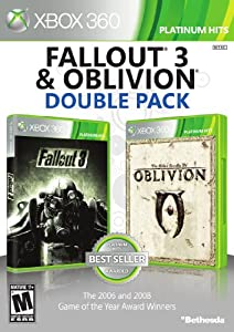Fallout 3 & Oblivion Double Pack - Xbox 360