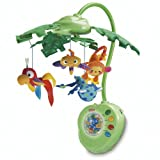 Fisher Price - K3799 - Pu�riculture - Chambre de b�b� - Mobile Feuilles Magiquespar Fisher Price