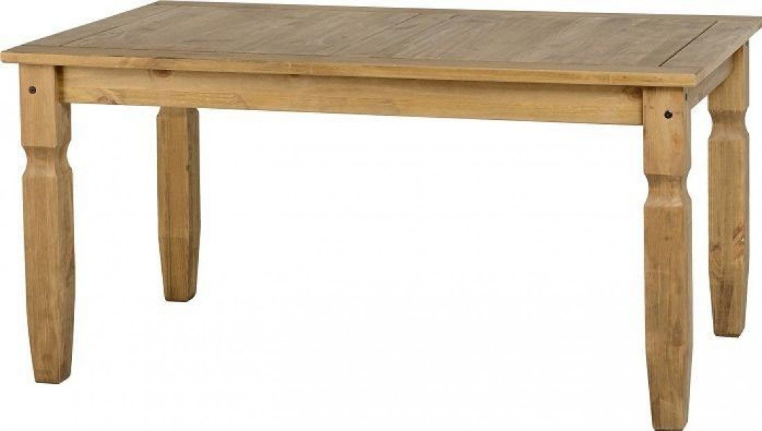 Corona Pine Dining Table 5ft       review and more information