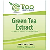 Green Tea Extract 12,480mg 90 Capsules - Strongest Green Tea Supplement on Marketby Troo Health Care