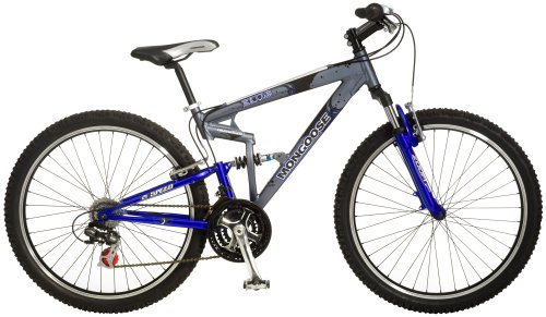 Mongoose Exile Dual-Suspension Mountain Bike (26-Inch Wheels)