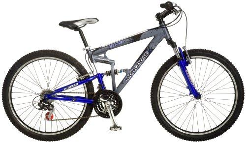 Mongoose Exile Dual-Suspension Mountain Bike (26-Inch Wheels)