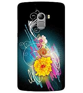 Doyen Creations Designer Printed High Quality Premium case Back Cover For Lenovo K4 Note