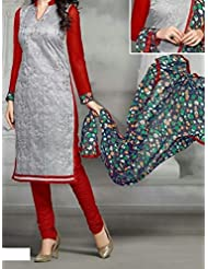 Dresses For Women New Arrival Western Party Wear Unstitched Dress Materials By Karnawati Fashion
