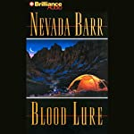 Blood Lure: An Anna Pigeon Mystery (       ABRIDGED) by Nevada Barr Narrated by Joyce Bean