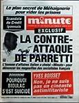 MINUTE [No 1672] du 04/05/1994 - LE P...