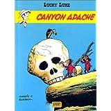 Lycky Luke, tome 6 : Canyon Apachepar Morris