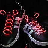 Liroyal LED Shoelaces Light up Laces