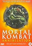 echange, troc Mortal Kombat - Annihilation [Import anglais]