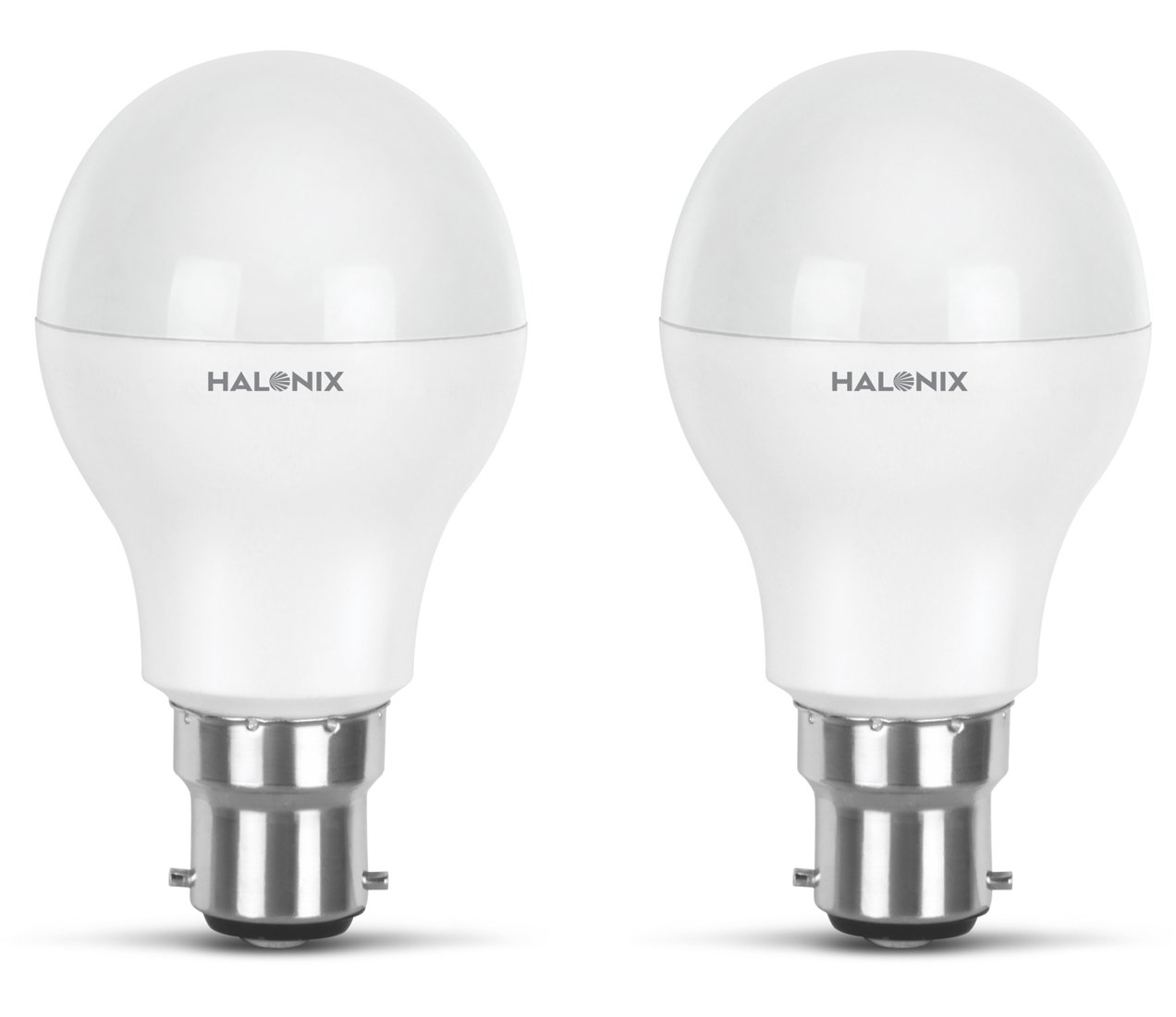 Amazon: Halonix Photon Plus Base B22 7-Watt LED Bulb (Pack of 2) @ Rs.169/-
