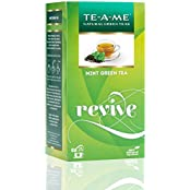 TE-A-ME Green Mint Tea Pack Of 25 Tea Bags