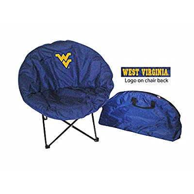 Rivalry RV430-1400 West Virginia Round Chair