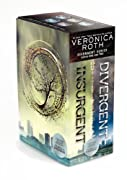 Divergent Series Box Set by Veronica Roth cover image