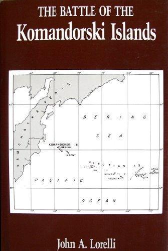 The Battle of the Komandorski Islands